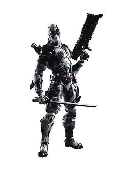 Marvel Comics XMARVZZZ13 Univers Play Arts Kai Deadpool Figurine