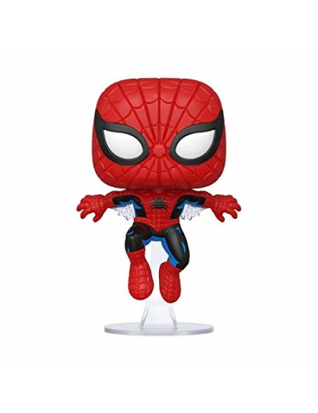 Figurine Funko Pop Spider-Man Marvel 80th