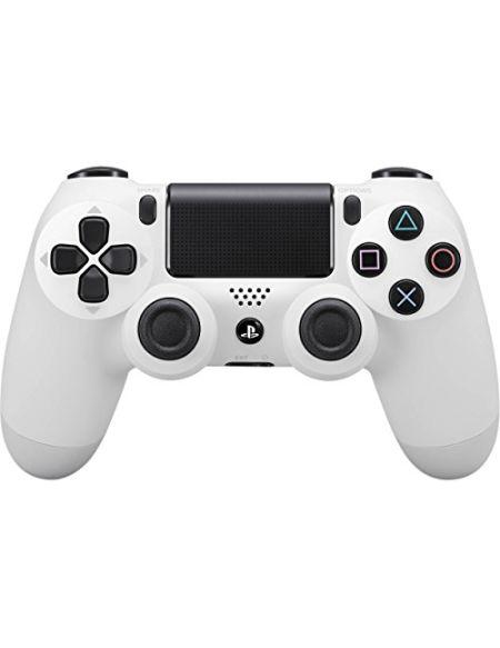 Sony DualShock 4 Manette de Jeu Playstation 4 Blanc - Accessoires de Jeux vidéo (Manette de Jeu, Playstation 4, Analogique/Numérique, D-Pad, Maison, Share, sans Fil, Bluetooth)