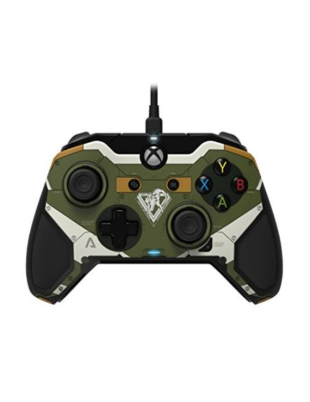 PDP Manette Filaire Officielle Officielle Titanfall 2 pour Xbox One (Compatible Pc)