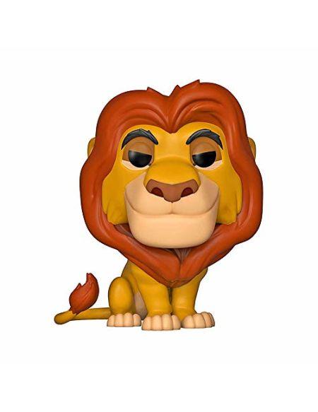 Figurine Funko Pop Disney Lion King Mufasa