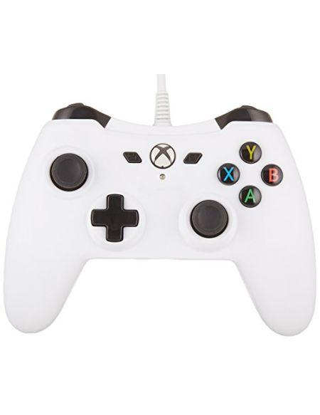 AmazonBasics - Manette filaire Xbox One, Blanc