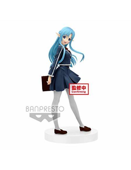 Banpresto- Asuna Figurine, 75530009861, Multicouleur