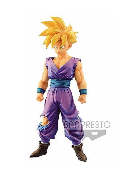 Dragon Ball Figurine-DBZ-Grandista Resolution of Soldiers-Son Gohan Super Saiyan, 82432, Multicolore