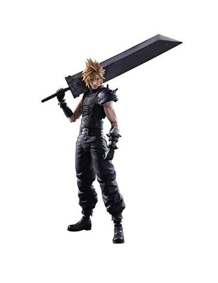 Final Fantasy - 603873 - Figurine - 7 Remake - Play Arts Kai N 1 - Cloud Strife