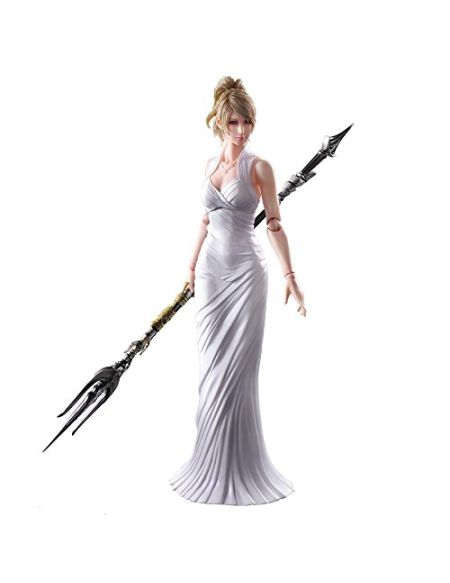 Figurine - Final Fantasy 15 - Play Art - Lunafreya Nox Fleuret