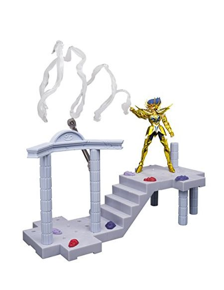 BANDAI BAN07917 Tamashii Nations D.D. Masque panoramique Contre Le Cancer (Exemple de la Bataille du Crabe géant) Saint Seiya
