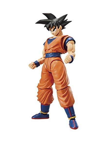 BANDAI Figurine - DBZ - Figure Rise (A Monter) - Son Goku