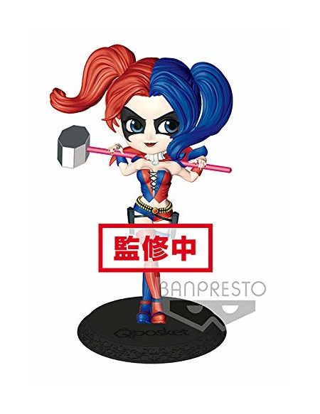 Figurine DC Comics Q Posket Characters Harley Quinn 14 cm