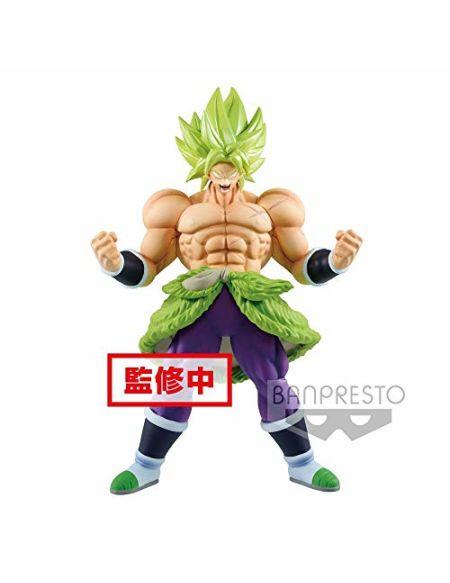Figurine - DBZ - Movie Cyokoku Buyuden - Super Saiyan Broly 23 cm