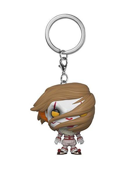 Porte-Clef Pocket Pop! Ça - Pennywise le Clown avec Perruque