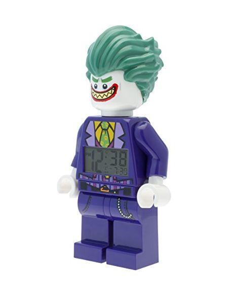 Montre figurine Joker de LEGO Batman  le film 9009341 pour enfant