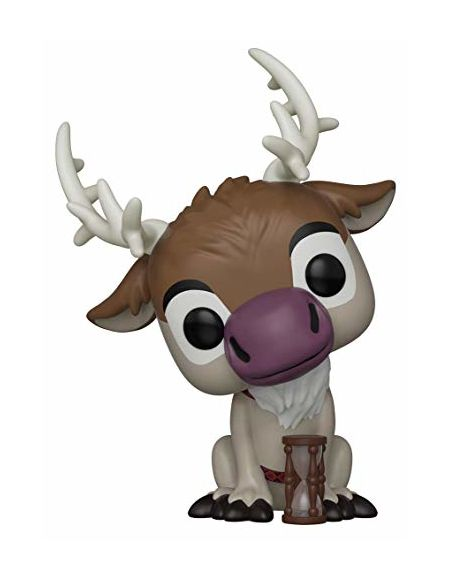 Funko- Pop Disney: Mount Rainier-Sven Figurine de Collection, 42702, Multicolore