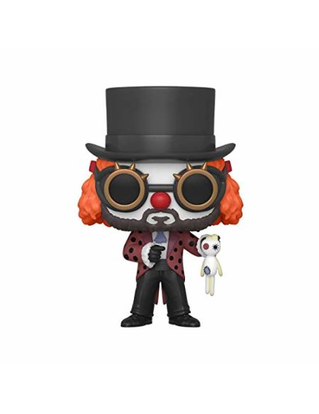 Figurine Funko Pop TV La Casa de Papel Professor O Clown