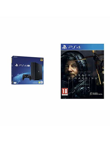 PS4 Pro 1 To + Death Stranding