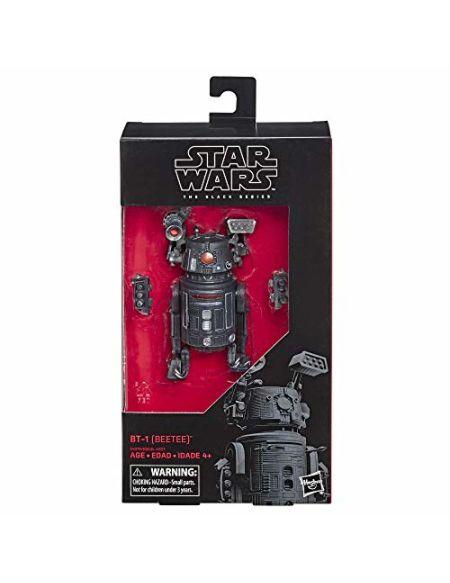 Star Wars - Edition Collector - Figurine Black Series Droïd BT-1