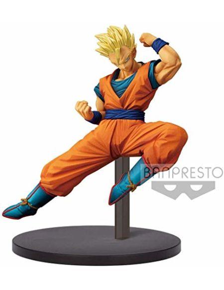 Dragon Ball Super Figurine San Gohan SS 3 Son Gohan Chosenshi Retsuden Vol.4 - Banpresto