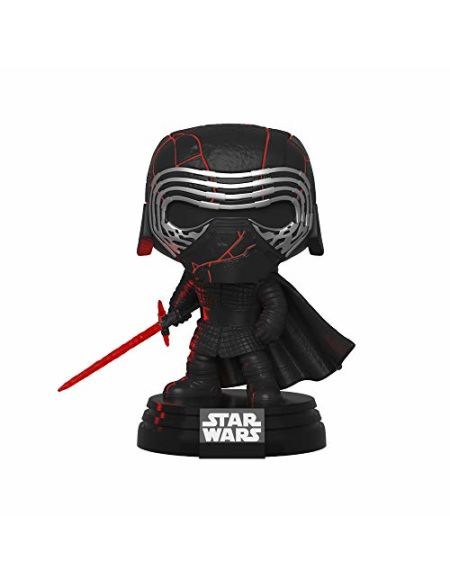 Figurine Funko Pop Star Wars Lights et sound Kylo Ren