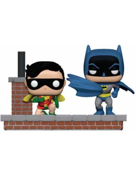 Figurine Pop! Comic Moment - Batman et Robin - 1964 - Batman 80ans
