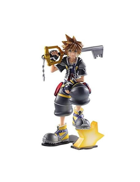 Figurine - Kingdom Hearts - Statics Art Gallery - Sora