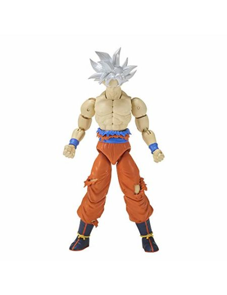 Figurines Dragon Ball Z Série 7 R Ultra Instinct Goku et Broly