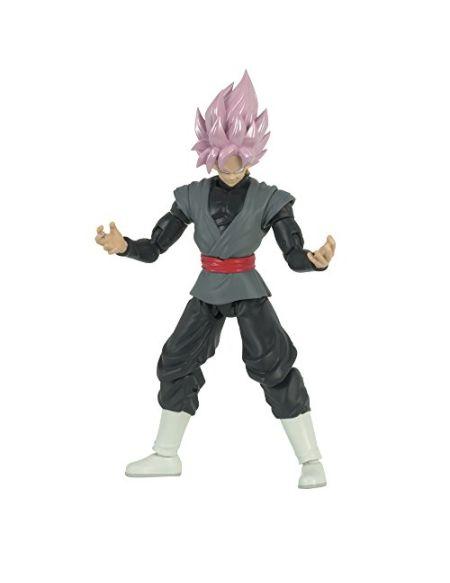 Bandai - Dragon Ball Super - Figurine Dragon Star 17 cm - Super Saiyan Rosé Goku Black - 35866