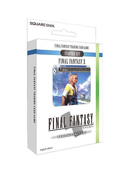 Square Enix SQUFFSSF10 Final Fantasy Jeu de Cartes à Jouer