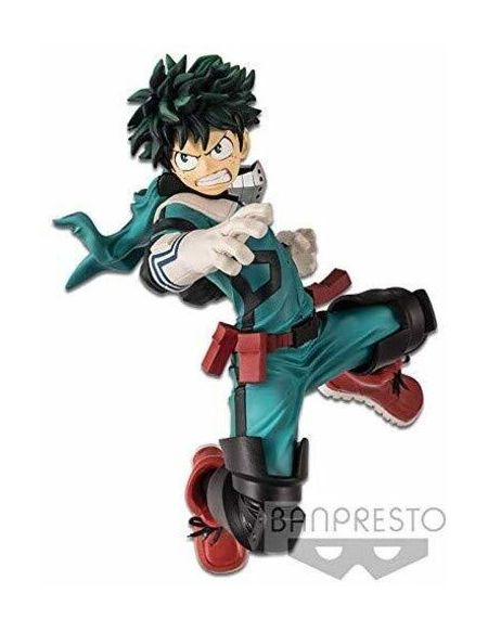 My Hero Academia - The Amazing Heroes Vol1 - Izuku Midoriya Figurine - 16 cm