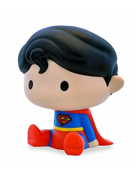 Plastoy- DC Comics Superman Figurine, 3521320800790, Multicolore