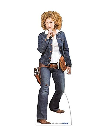 Star cutouts - Stsc324 - Figurine Géante - River Song - Doctor Who - 170 Cm
