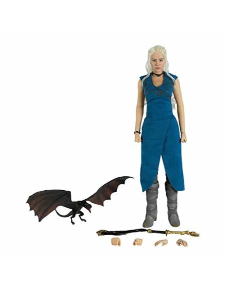 Game of Thrones- Figurine-Daenerys Targaryen, 3Z0018