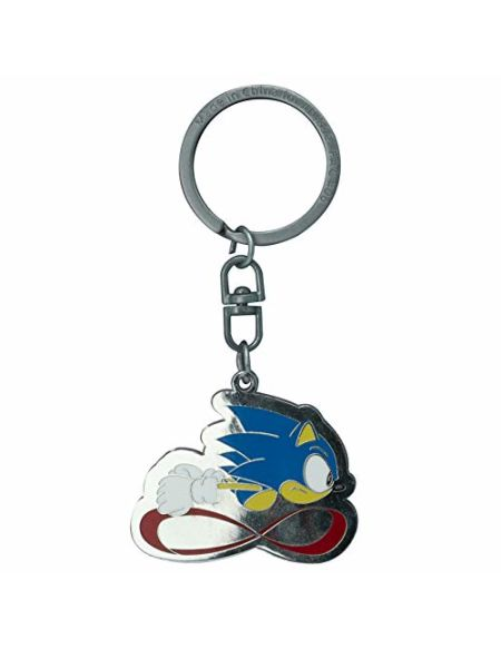 ABYstyle - Sonic - Porte-clés Sonic Speed