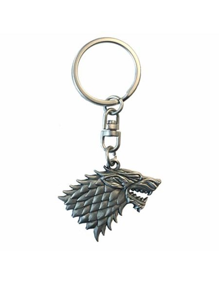 "ABYstyle - GAME OF THRONES - Porte-clés 3D ""Stark"""