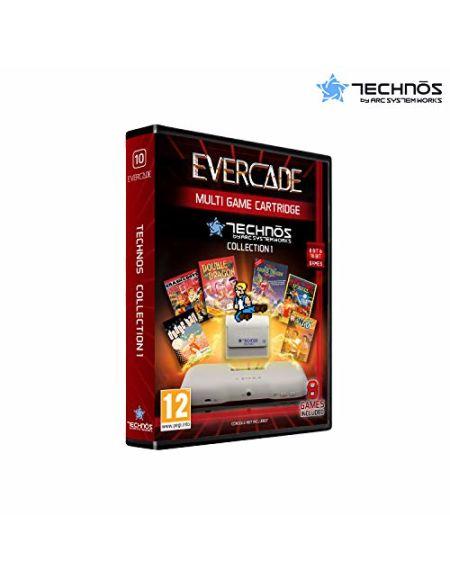 Evercade Technos Cartouche 1