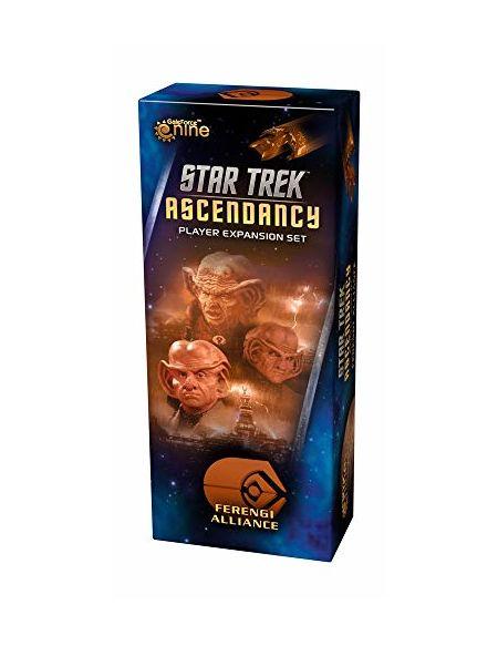 Gale Force Nine Gf9st003Star Trek Ascendancy Ferengi d'extension Jeu de société