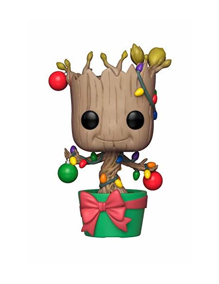 Figurine POP! #399 - Marvel - Groot Noël