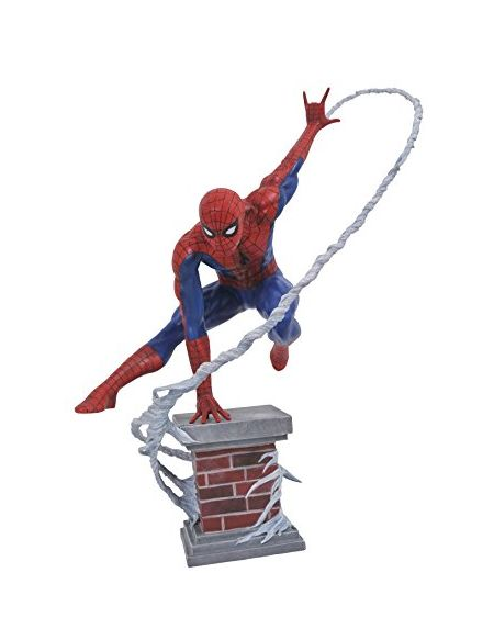 Marvel- Collection Premier Spiderman Incroyable Statue, AUG172645