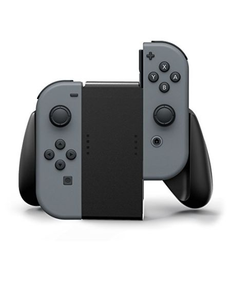 Nintendo Switch Joy-Con Comfort Grip (Noir)