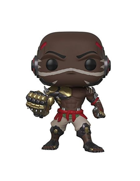 FunKo Figurine Pop - Overwatch - Doomfist