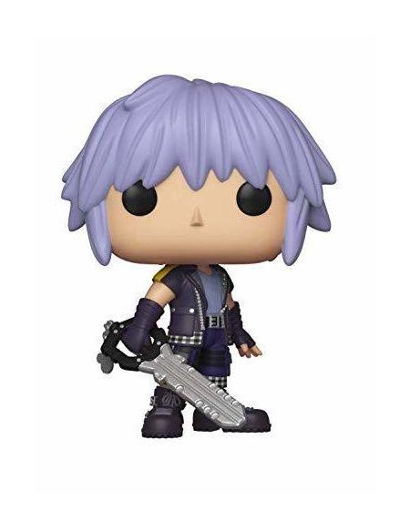 Figurine Pop! Riku Kingdom Hearts 3