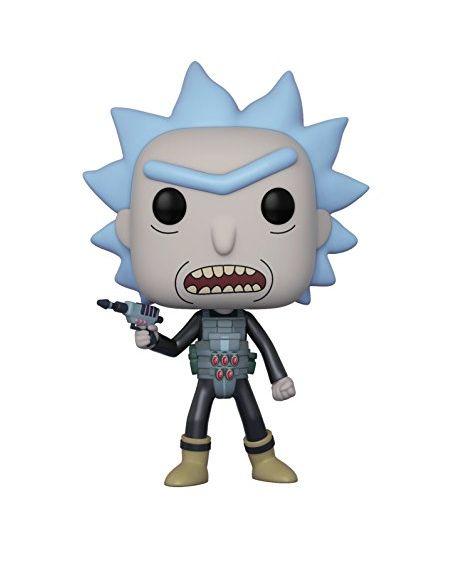 Figurine Pop! Rick S'Échappe de Prison- Rick et Morty