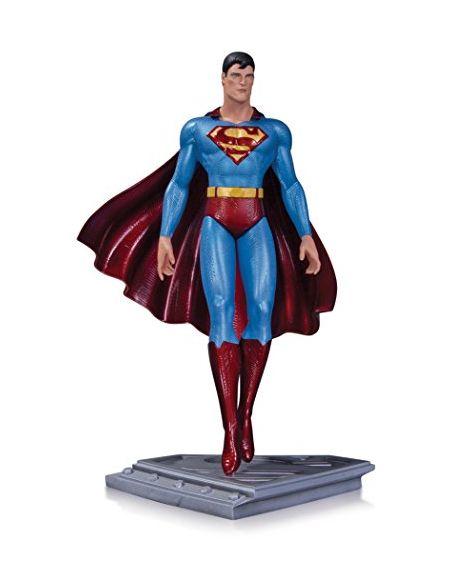 DC Comics Superman l'homme d'acier Statue par Moebius