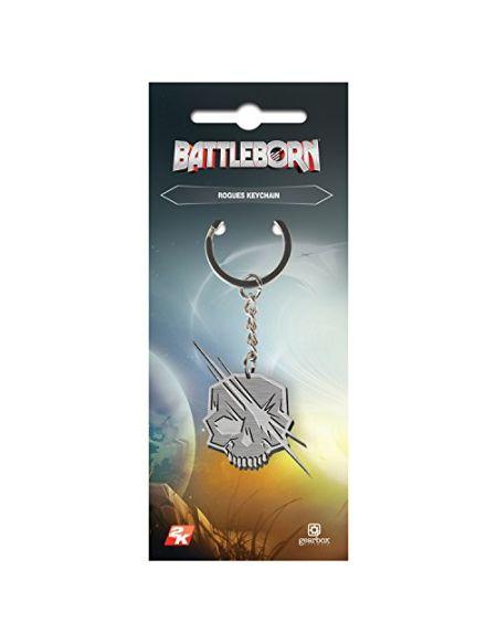 Porte-clés Battleborn Rogues