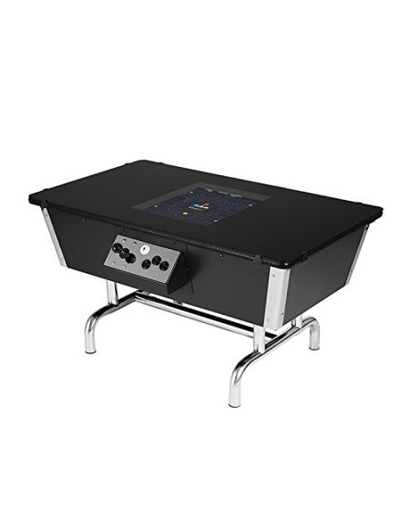 Borne d'arcade Table 60 jeux - Chrome - by Neo Legend
