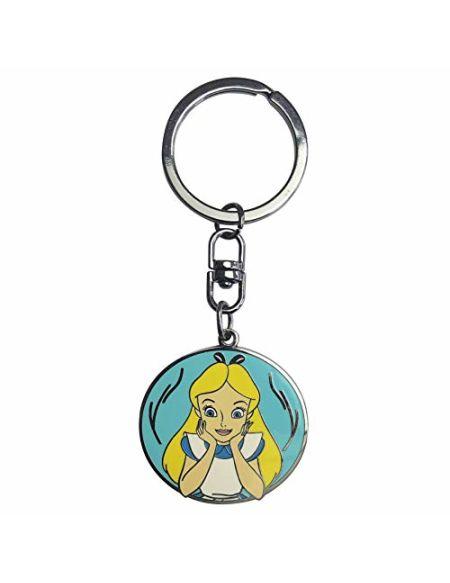Porte-clés ABYstyle Disney Alice au pays des merveilles
