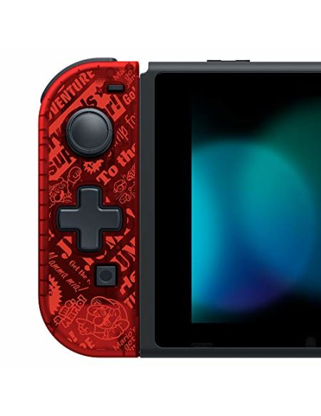 Joy-Con Gauche D-Pad Hori Super Mario pour Nintendo Switch