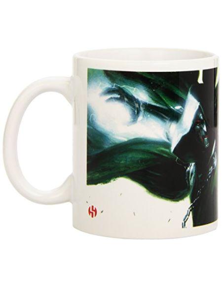 Semic Distribution - SMUG024 - Ameublement et Décoration - Mug Marvel Villains Série 1 - Dr Doom