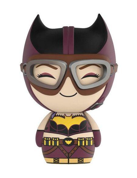 Funko- Dorbz: DC: Bombshells Batgirl, 21748