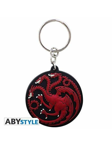 ABYstyle abykey100 Game of Thrones - Keychain PVC Targaryen