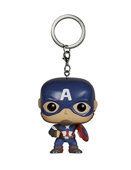 Porte-Clés Pocket Pop! Captain America Avengers : L'ère d'Ultron Marvel